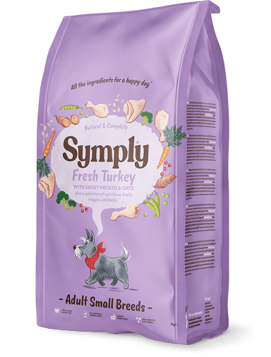 Symply Adult Small Breed Dog Food - Dry Symply