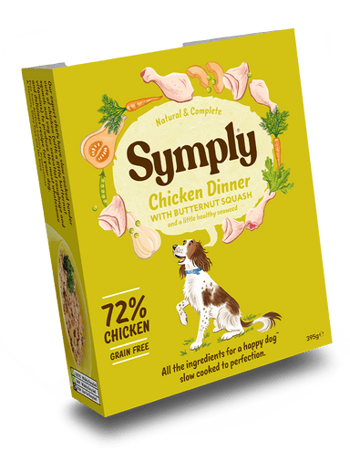 Symply Wet Food Chicken Dinner Dog Food - Wet Symply