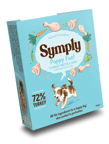 Symply Wet Food Puppy Fuel Dog Food - Wet Symply