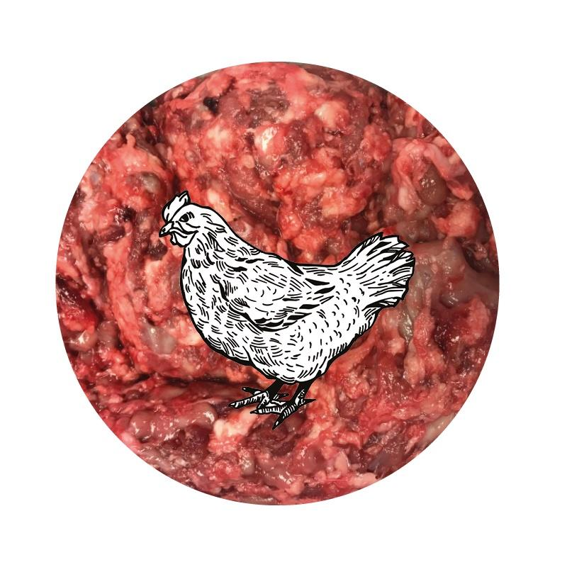 The Farmer's Dog Chicken Disc Portions Dog Food - Frozen The Farmer's Dog