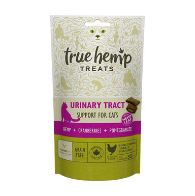 True Hemp Urinary Tract Support for Cats Cat Treats True Hemp
