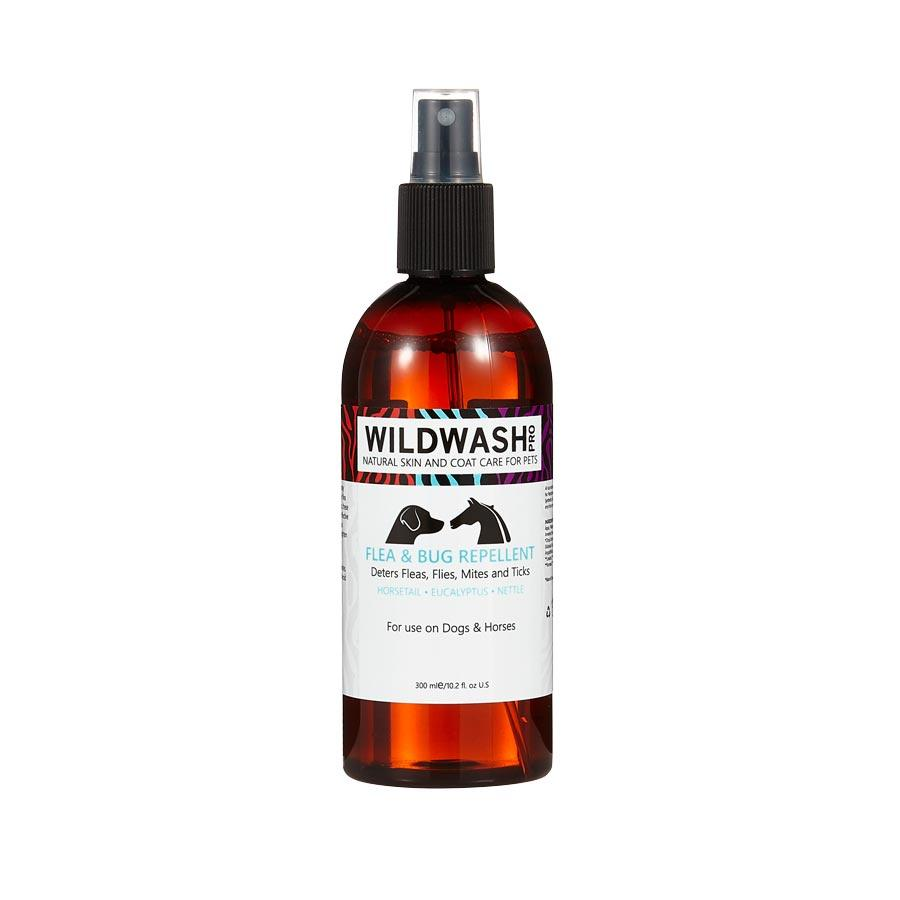 Wildwash Flea & Bug Repellent Dog Grooming Wildwash