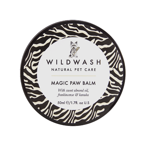 WildWash Magic Paw Balm 50ml Dog Accessories Wildwash