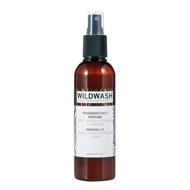 Wildwash Perfume Fragrance No 3 Dog Grooming Wildwash