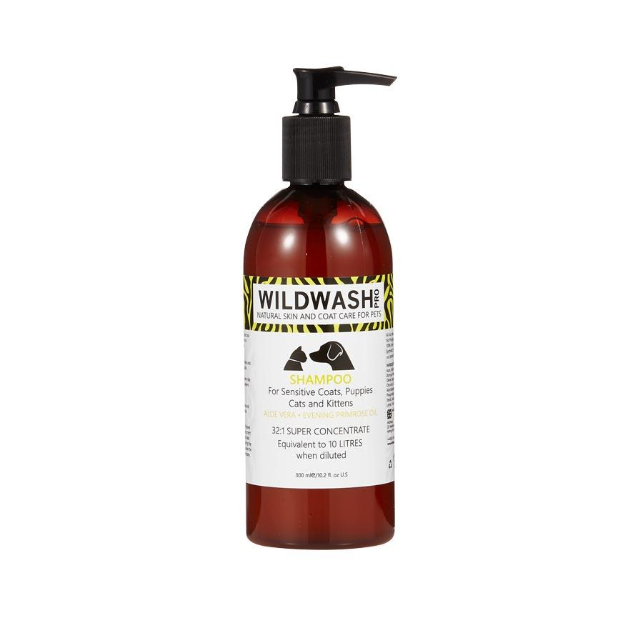 Wildwash Shampoo For Sensitive Coats Dog Grooming Wildwash