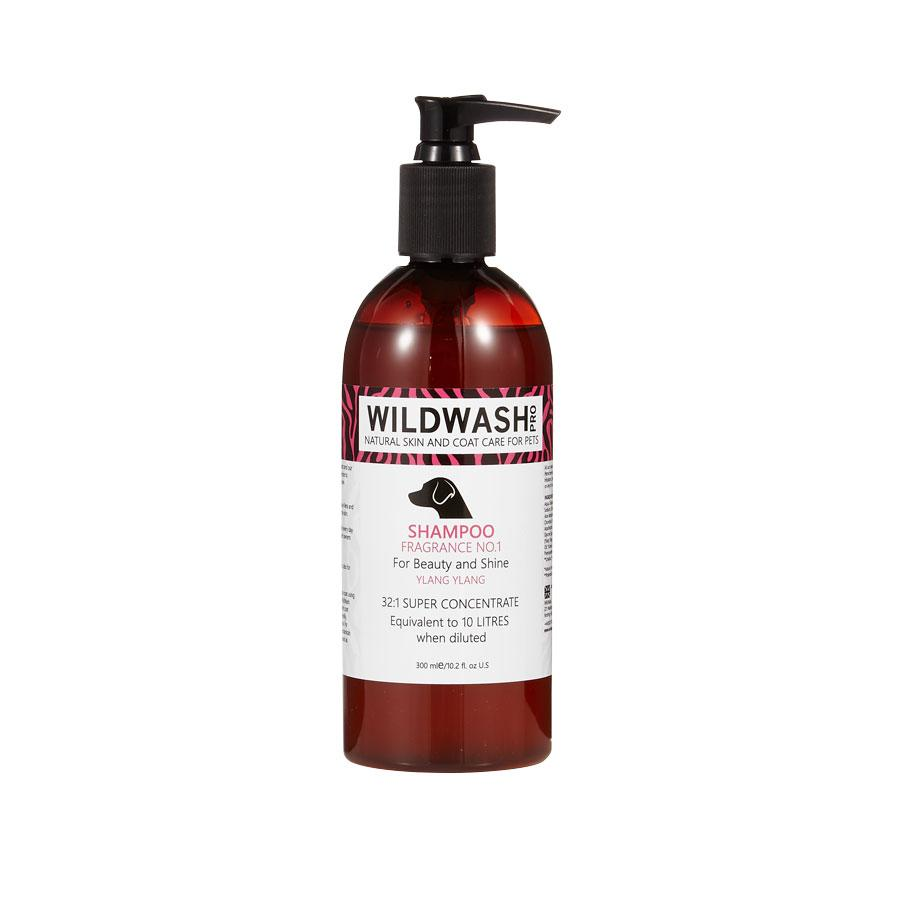 Wildwash Shampoo Fragrance No.1 Dog Grooming Wildwash