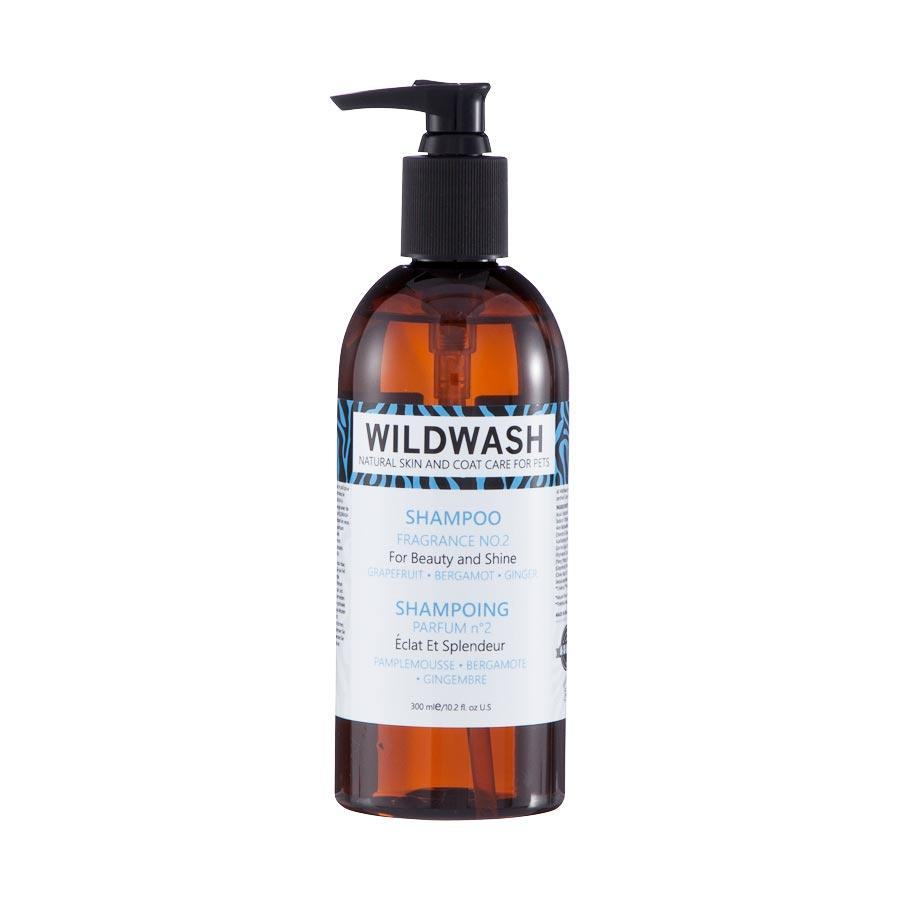 Wildwash Shampoo Fragrance No.2 Dog Grooming Wildwash