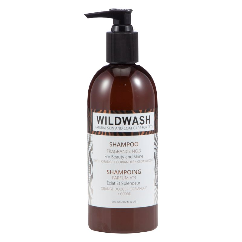 Wildwash Shampoo Fragrance No.3 Dog Grooming Wildwash