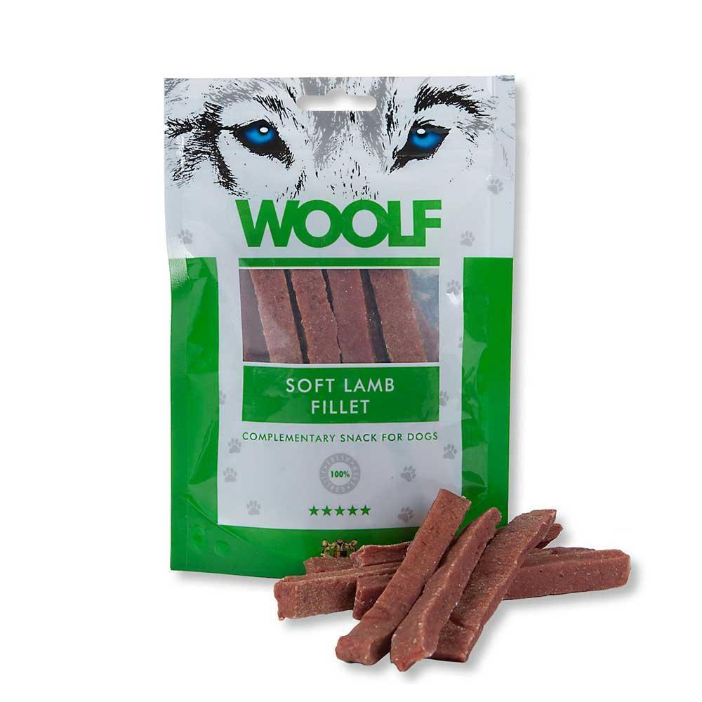 Woolf Lamb Fillet Dog Treats Woolf