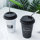 Reusable Stainless Steel Cup