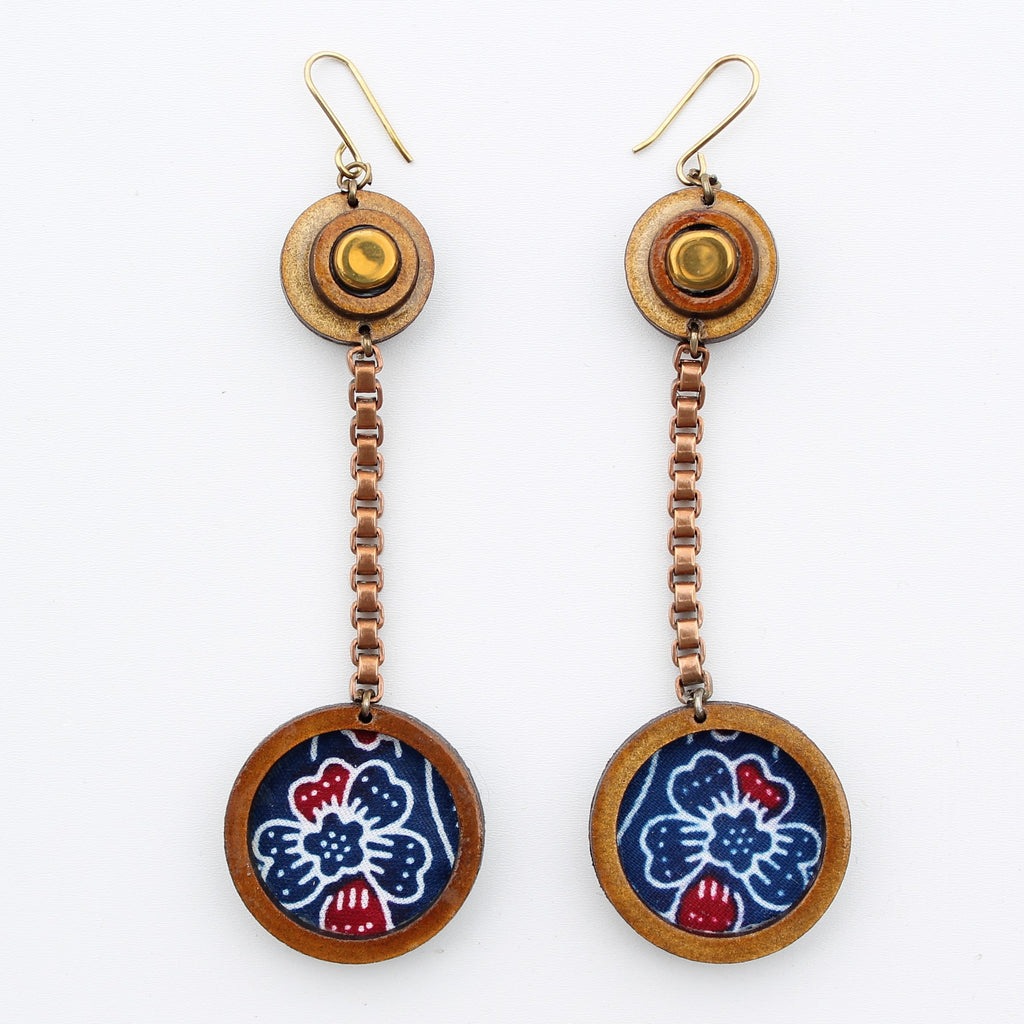 Pendulumn Earrings