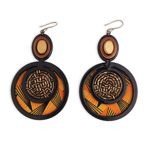 Mother Daughter Earrings