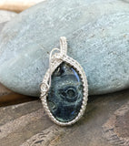 Kambaba Jasper in Sterling Silver