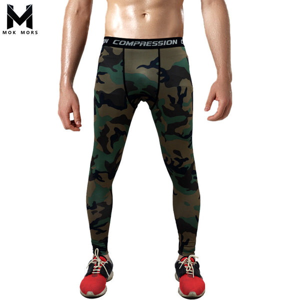 de66d452980b41 Mens Workout Fitness Compression Leggings Pants Bottom MMA Crossfit Weight  Lifting Bodybuilding Skin Tights Trousers ...