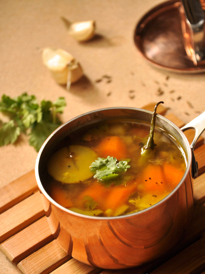 The Buttermilk Company Vegetable Rasam