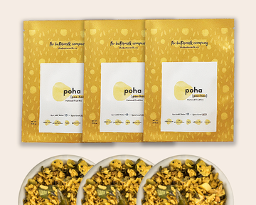 Poha (3 Pack)