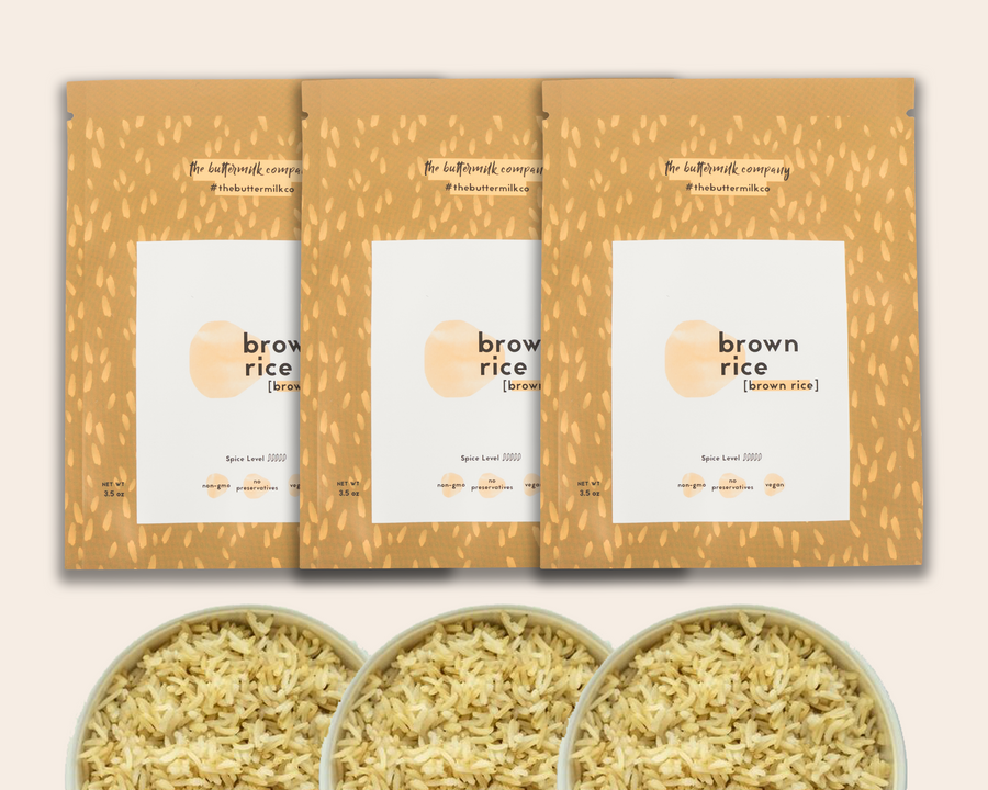 Brown Rice (3 Pack)