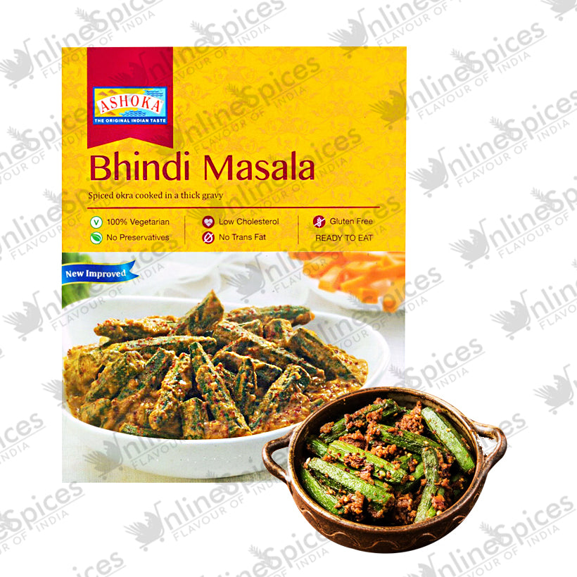 HEAT & EAT BHINDI MASALA 280g