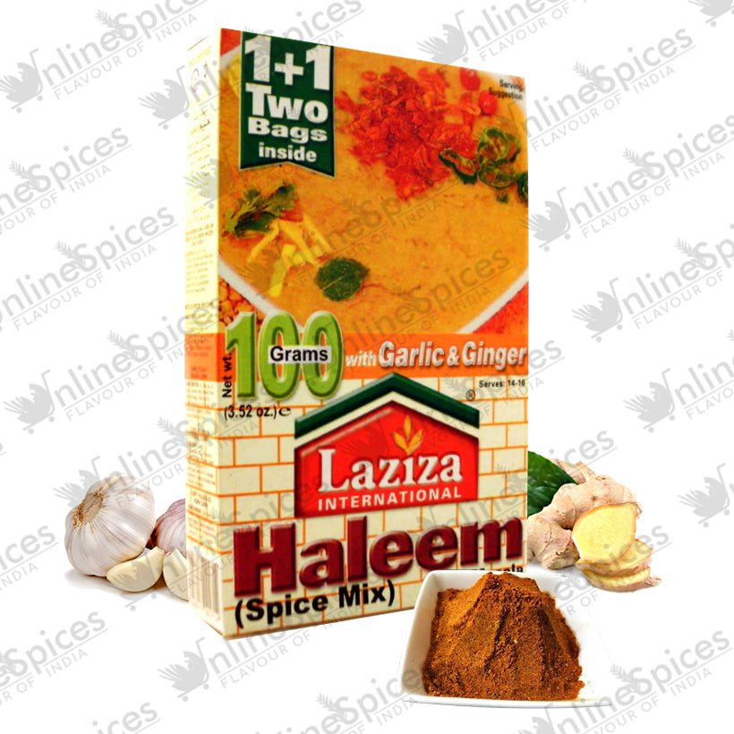 HALEEM COMPLETE SPICY MIX 375g