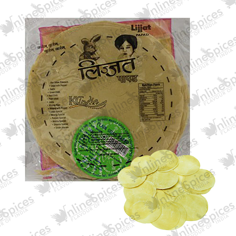 PLAIN PAPAD 200g