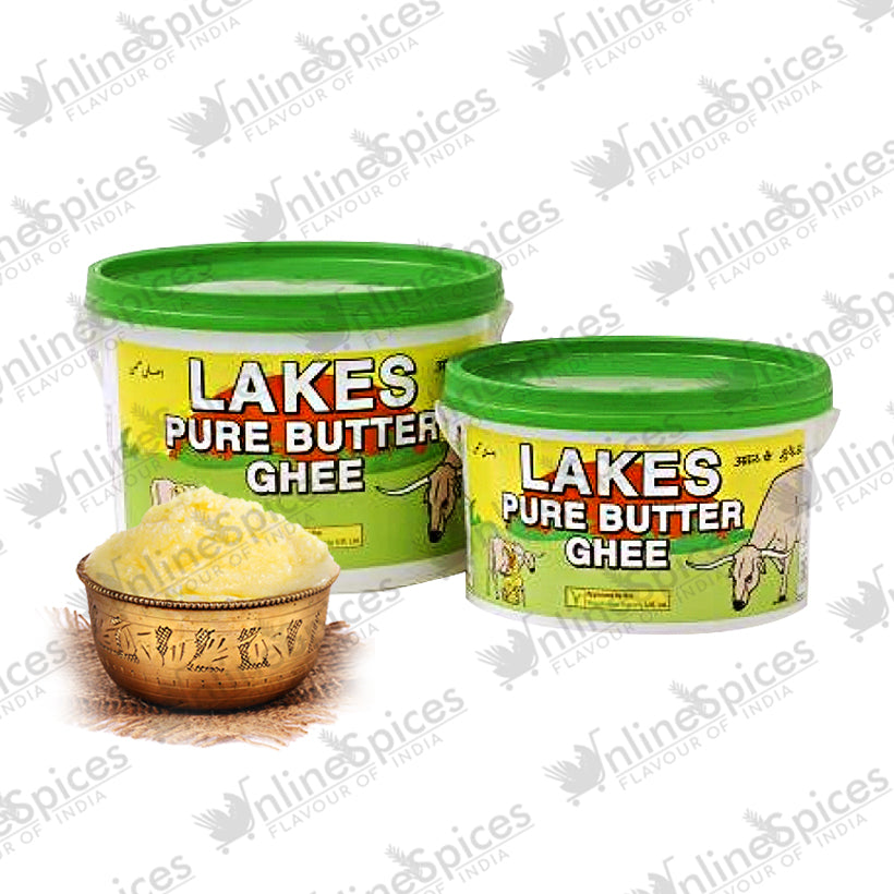 GHEE BUTTER PURE BUCKETS