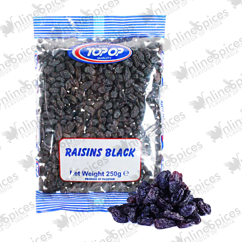 RAISINS BLACK - onlinespices.fr