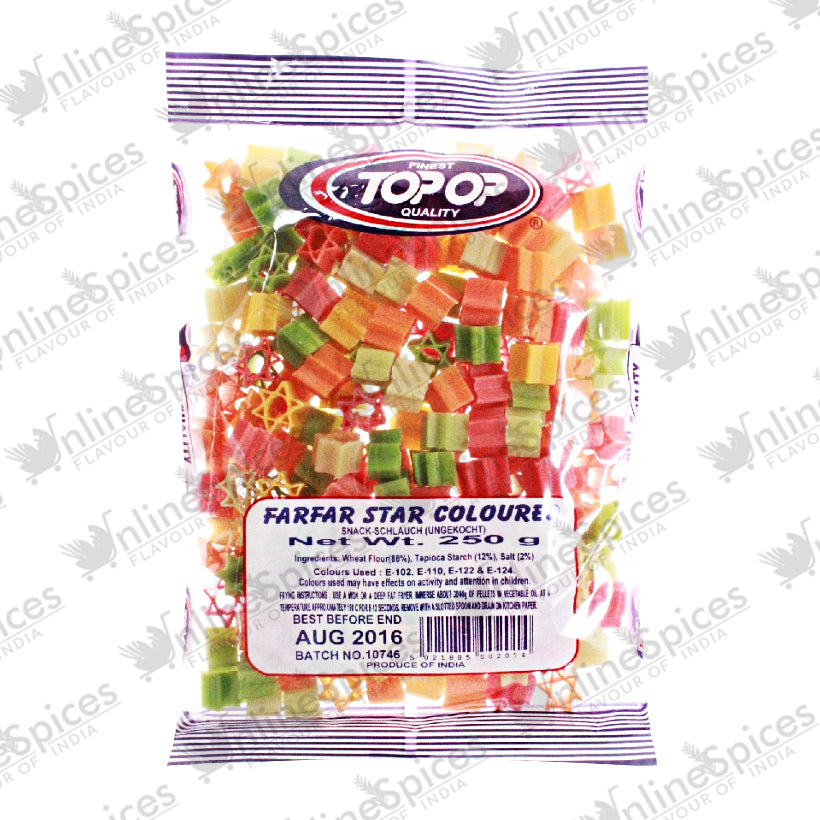 FAR FAR STARS COLOURED 250g