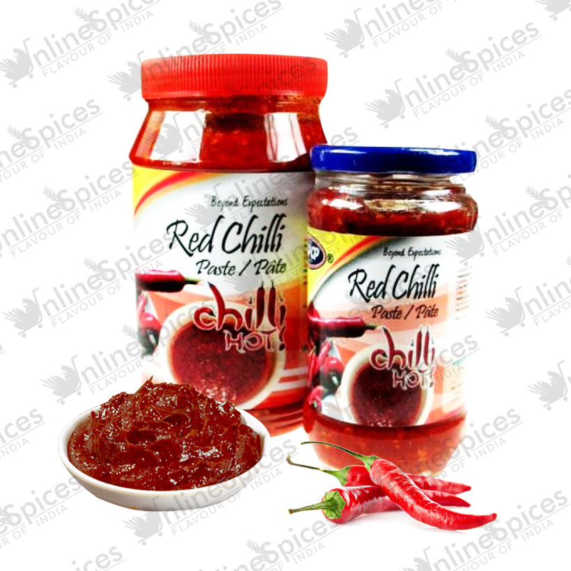 RED CHILLI PASTE - onlinespices.fr