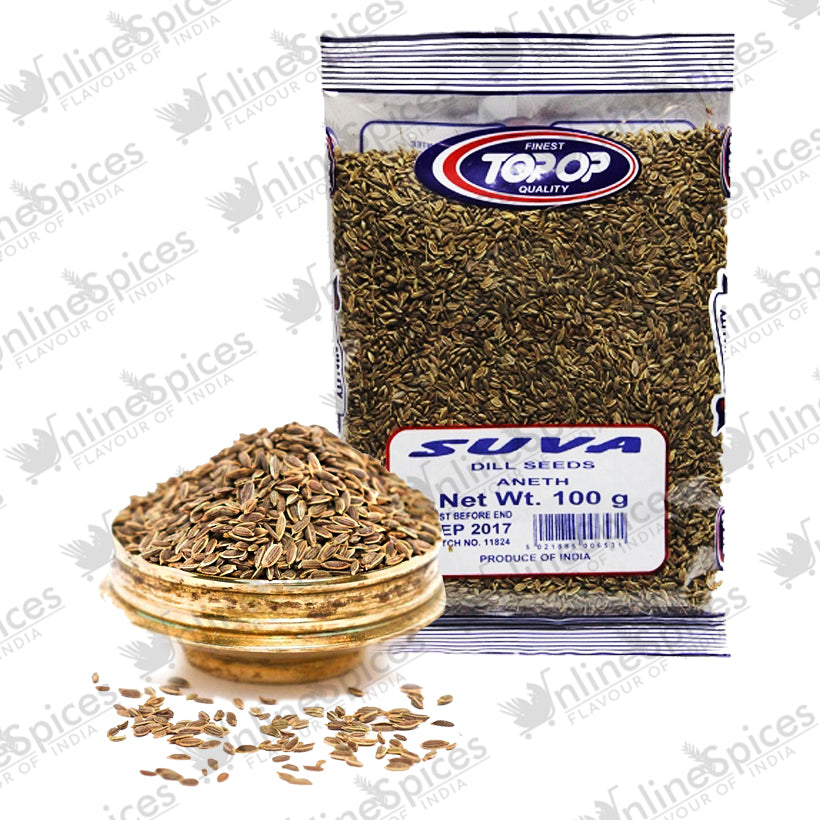 SUVA (DILL SEEDS) - onlinespices.fr