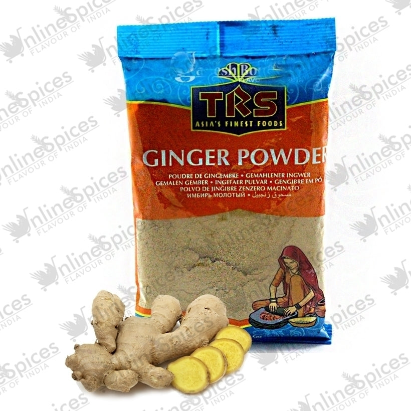 GINGER POWDER - onlinespices.fr