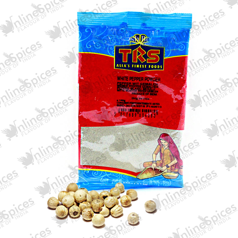 WHITE PEPPER POWDER - onlinespices.fr