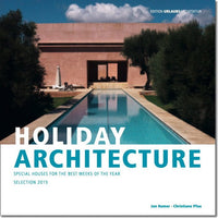 HOLIDAYARCHITECTURE - Selection 2015 (English Cover)