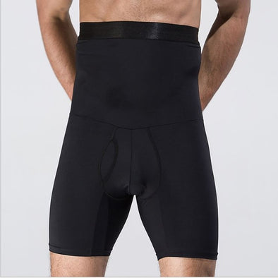 Men Shorts Stomach Shapers Bodybuilding