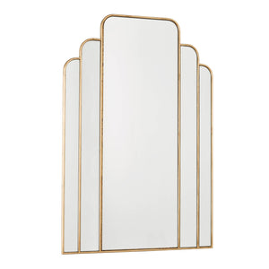Skovgaard Rectangle Mirror With Gold Detail
