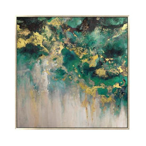 Champagne Skies Multi Wall Art Canvas