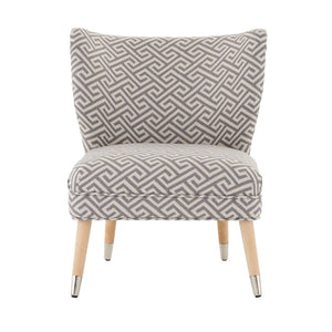 Regents Park Wingback Chair - Grey
