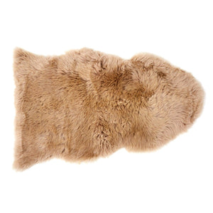 Toffee Sheepskin Rug