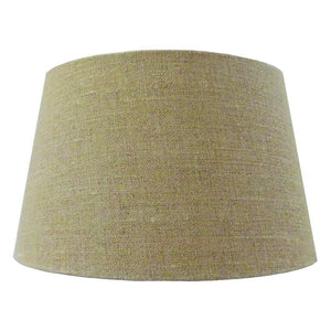 Natural Linen Tapered Shade