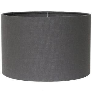 Linen Drum Shade - Various Colours