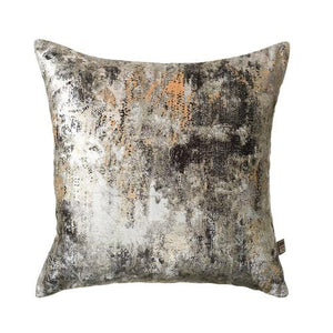Untamed Ochre Cushion 43x43cm