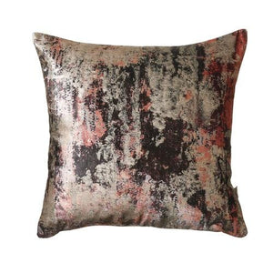 Untamed Terracotta Cushion 58x58cm