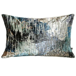 Oksana Blue Cushion 35x50cm