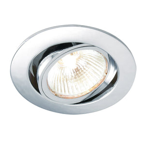 Cast Tilt Downlight Chrome