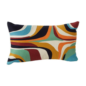 Op Art Cushion