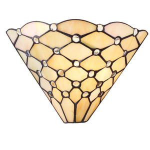 Pearl Wall Light with Shade