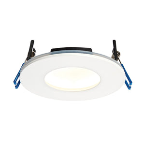 OrbitalPLUS Warm White LED Spotlight IP65 Matt White