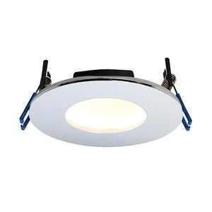 OrbitalPLUS Warm White LED Spotlight IP65 Chrome