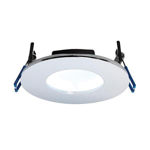 OrbitalPLUS Cool White LED Spotlight IP65 Chrome