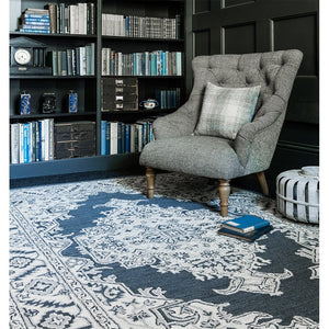 Bronte Fine Loop Rug Shadow