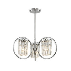 Tallin Ceiling Flush Chrome